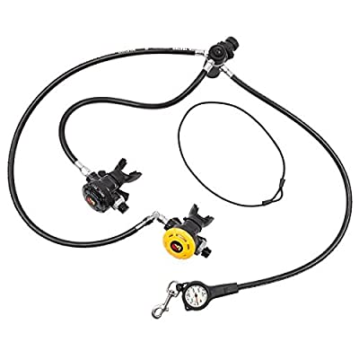 Dive Rite XT Advanced Open Water Regulator Package, Yoke or DIN, PSI or BAR