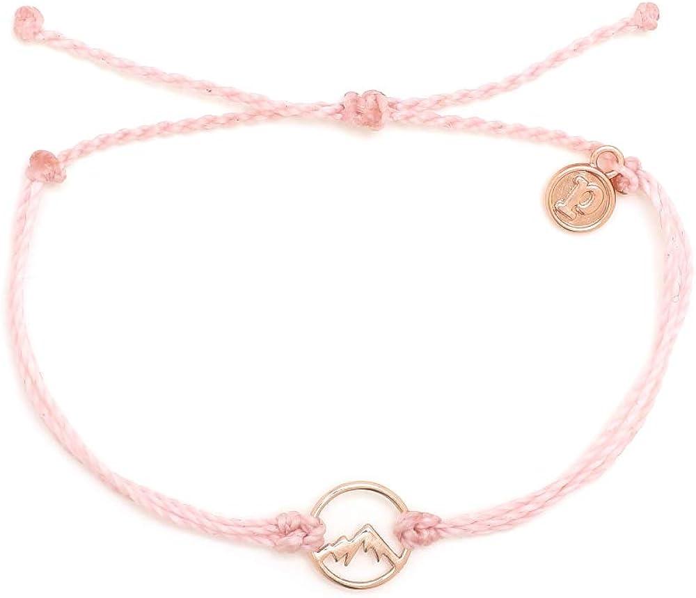 Pura Vida Charitable Causes Bracelets Fashion Jewelry for Girls//Women Threaded Artisan Handmade Waterproof Adjustable