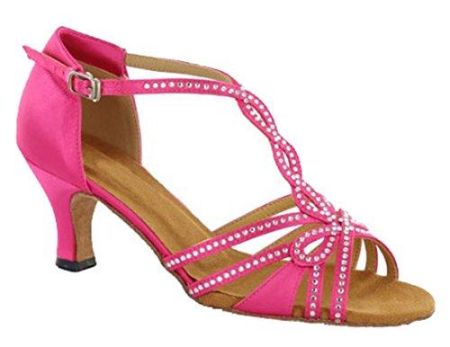 TDA - Zapatos con tacón mujer 6cm Heel Rose