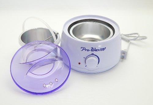 Mini Wax Handle Pot Waxing Heater Warmer Hair Removal Temperature Control Depilatory Beauty Equipment - Salon Spa Wax Heater Paraffin Warmer Waxing 500cc 110v-rh008