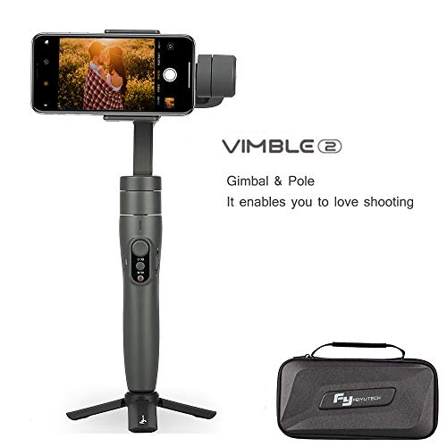 FeiyuTech Vimble 2 3-Axis Handheld Gimbal Stabilizer for iPhone X / 8/7 Samsung Galaxy S9 / S8 / S7 Huawei etc Smartphones