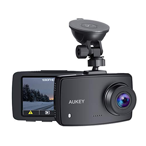 AUKEY Dash Cam 1080P FHD Car Camera