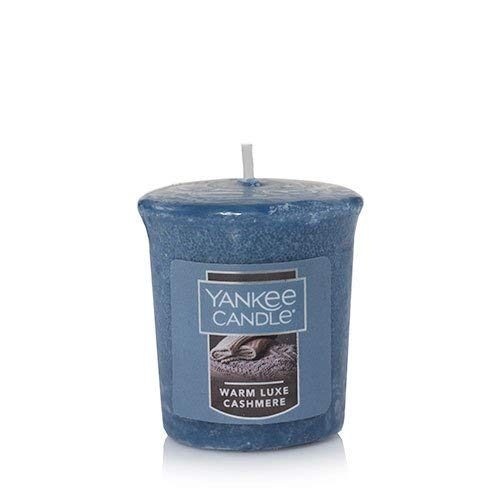 (Yankee Candle Six (6 Warm Luxe Cashmere Votive)