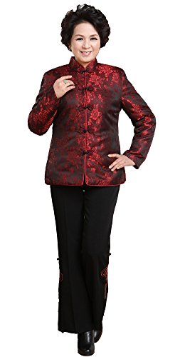 AvaCostume Womens Chinese Traditional Jackets