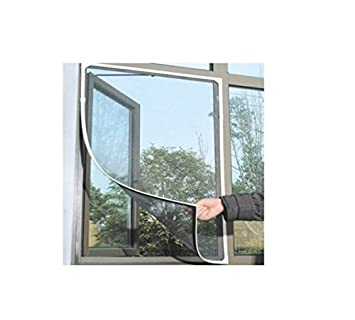 Insect Mosquito Door Window Mesh Screen Sticky Tape Net  sc 1 st  Amazon.com & Amazon.com: Insect Mosquito Door Window Mesh Screen Sticky Tape ... pezcame.com