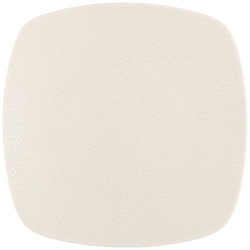 Noritake WOW Snow Square Platter, 11-3/4-Inch