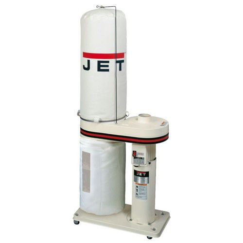 JET 708642 Model DC-650 1 HP Dust Collector with no Filters by Jet