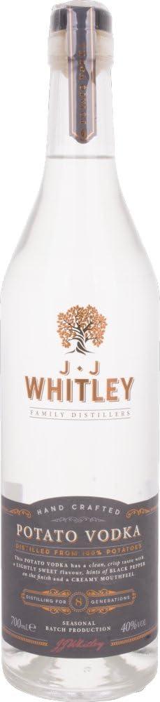 JJ Whitley Potato Vodka - 700 ml: Amazon.es: Alimentación y ...