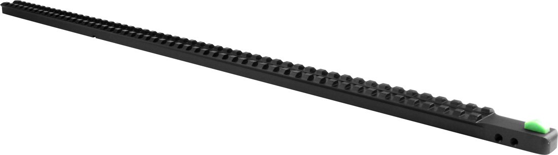 AIM SPORTS Shotgun Full Length Top Rail Mount for R870/M500 by AIM SPORTS