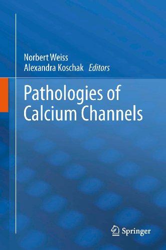 Pathologies of Calcium Channels