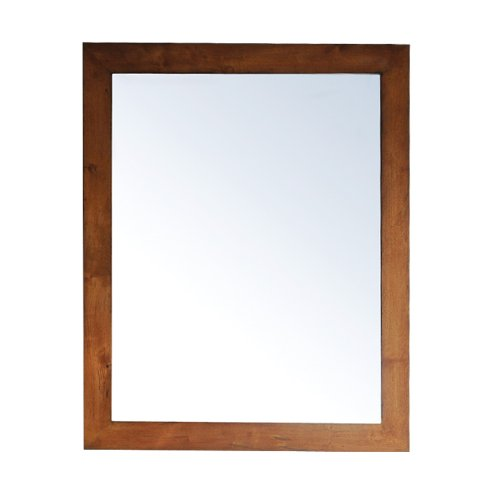 . Mirror in Golden Burl finish ()