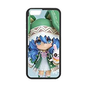Date A Live iPhone 6 Plus 5.5 Inch Cell Phone Case Black gift pp001_6259252