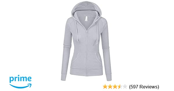 ab3003e74 TL Women's Comfy Versatile Warm Knitted Casual Zip-Up Hoodie Jackets in  Colors at Amazon Women's Clothing store: