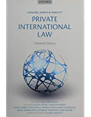 Cheshire, North and Fawcett: Private International Law