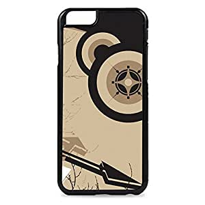 Case Fun Case Fun Brown Circle Pattern Snap-on Hard Back Case Cover for Apple iPhone 6 4.7 inch