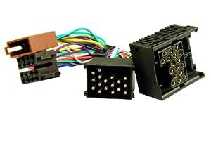 Celsus AST1503 - Cable adaptador para Parrot para BMW (clavija redonda)