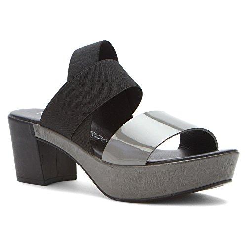 d960710e1c307 NR Rapisardi Women's Unica Patent Sandal 80%OFF - scott-thomas-salon.com