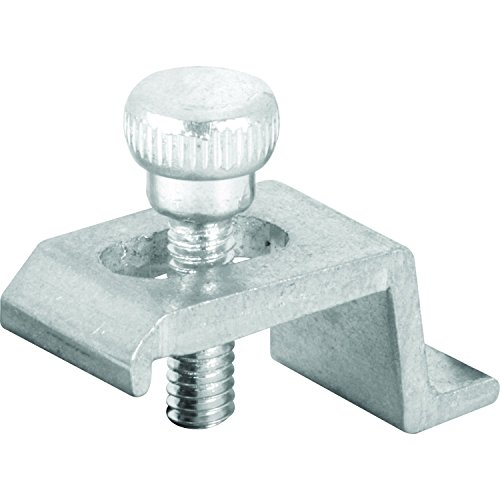 Prime-Line Products PL 7941 Storm Door Panel Clips with Screws (Pack of 8), 3/8