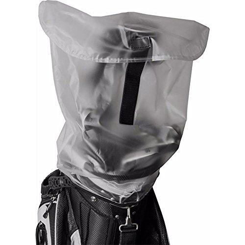 Maxfli Golf Club Rain Hood Bag Removable Zipper Cover (Maxfli Clubs Golf)