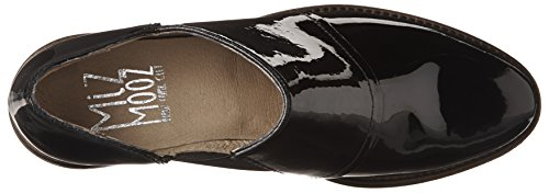 Women's Loafer Mooz Miz Patent Black Tennessee Aw5RRxT