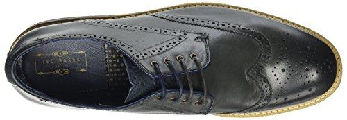 Gris Baker Ted Cordones Oxford Grey Prycce de para Hombre Zapatos RUxCgqfw