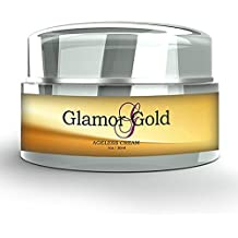 Glamor Gold Ageless Cream- Anti-Aging Skincare for Fine Lines and Wrinkles - Collagen Production