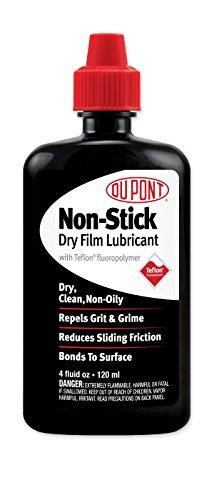 DuPont Teflon Non-Stick Dry-Film Lubricant Squeeze Bottle, 4 Oz. ()