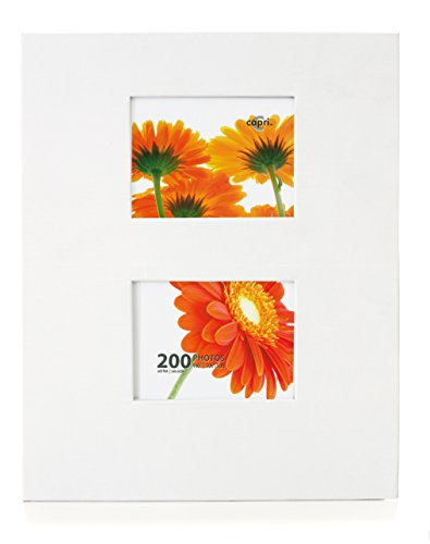 Kiera Grace Álbum de fotos, Blanco, 10.16 cm x 15.24 cm, 24