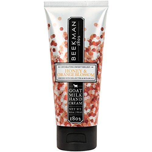 Beekman 1802 Goat Milk Hand Cream 2.0 oz (Honey & Orange Blossom)