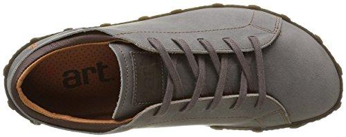 Art Melbourne 768 - Zapatos Hombre Gris (Grey)