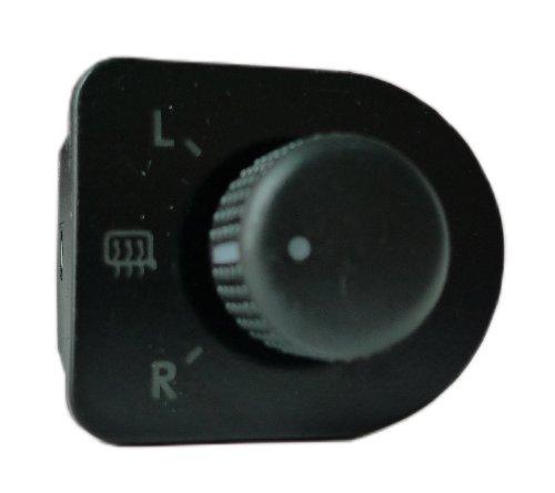 Mirror Switch Knob Jetta Mk4 Golf Mk4 Passat B5 (Left-Hand-Switch)