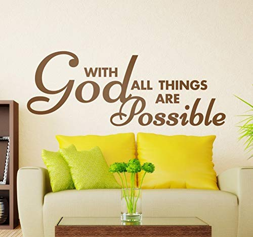 Wall Art Decor Decals Removable Mural With God All for sale  Delivered anywhere in Canada