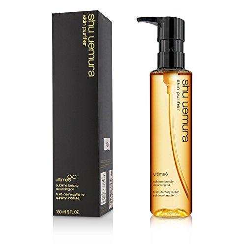 Shu Uemura Ultime 8 Sublime Beauty Cleansing Oil 150ml 5oz
