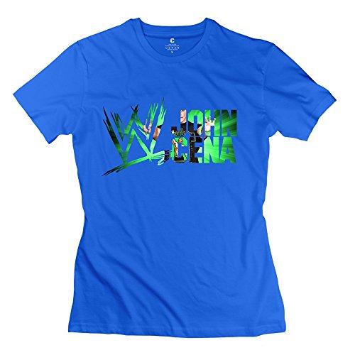RZF Women's WWE John Cena T-Shirt