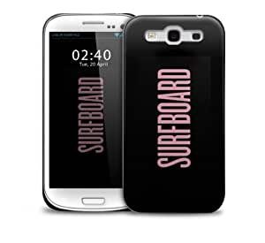 Surfboard Custom Beyonce Gs3 - Galaxy Samsung S3
