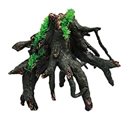 POPPY PETS Sunken Driftwood Roots, YM-0953, Aquarium Decoration, 12\
