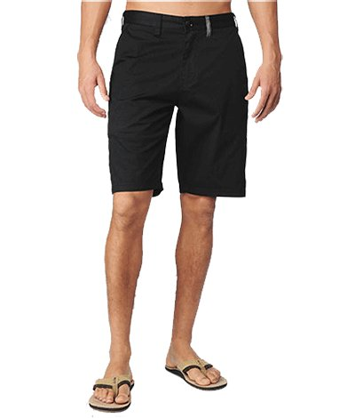 Reef Suicides Chino Short Black,Black,36W 21L