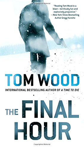 The Final Hour (Victor) (Red Spy Bag)