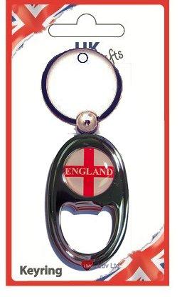 2019年最新入荷 Bottle Keyring Opener Keyring Opener England Oblong B00831UE1S B00831UE1S, オクシリグン:a6bb879b --- yelica.com