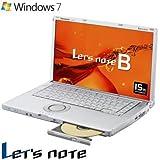 PANASONIC(パナソニック) Panasonic(パナソニック) Let's note(レッツノート) B10 CF-B10WWADR