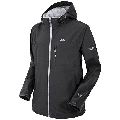Trespass Mens Stanford Softshell Jacket (XXL) (Mens Accelerator Soft Shell Jacket)