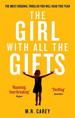 The Girl with All the Gifts, Carey, M. R