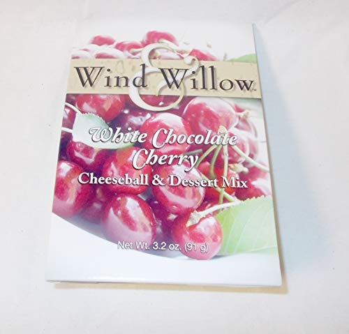 Willow Cheeseball - Wind & Willow White Chocolate Cherry Cheeseball Appetizer Mix