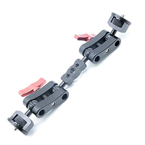 Articulating Arm Monitor Mount with 1/4