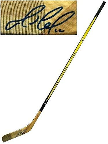 Mario Lemieux JSA Autographed Signed Full Sized Nike Hockey Stick Hall Of Fame Penguins Auto ()