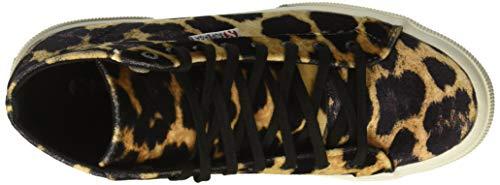 Pictures of Superga Women's 2795 FANVELVETW Sneaker Leopard S00FUY0 2