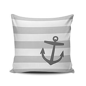 41ockxLt9cL._SS300_ 100+ Nautical Pillows & Nautical Pillow Covers