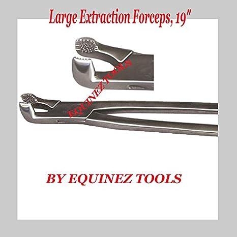 Stainless Steel Nozzle Pistol Grip Dose 300ml Syringe Large Dental,Equine