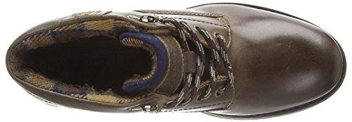 bugattiF69374 - botas Hombre Marrón - marrón (marrón oscuro 610)