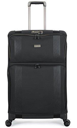 Hybrid Suitcase (Antler Titus DLX Hybrid Large Spinner (Black))